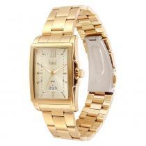 Relógio Masculino Dumont Analógico DUGM10AE/2D - Dourado - Único -