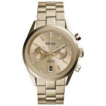 Relógio Masculino Fossil Analógico - Resistente à Água Cronógrafo CH2993/4DN