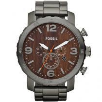 Relógio Masculino Fossil Analógico - Resistente à Água FJR1355/Z