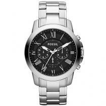 Relógio Masculino Fossil Analógico - Resistente à Água FS4736/1PN
