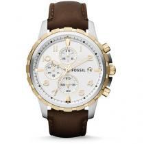 Relógio Masculino Fossil Analógico - Resistente à Água FS4788/0BN