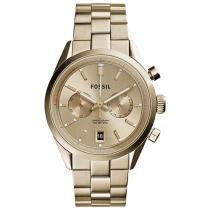 Relógio Masculino Fossil CH2993/4DN Analógico - Resistente à Água com Cronógrafo