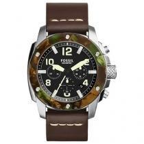 Relógio Masculino Fossil FS5093/0PN Analógico - Resistente à Água