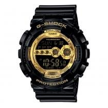 Relógio Masculino G-Shock Digital GD-100GB-1DR - Casio