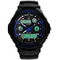 Relógio Masculino Kikos RK02 - Anadigi Resistente à Água