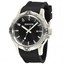 cbf9e6173b7 Relógio Masculino Magnum Analógico MA34414T - Prata -