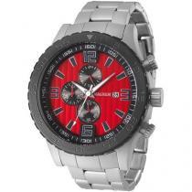 Relógio Masculino Magnum Analógico - Resistente à Água Cronógrafo MA33602V