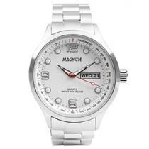 Relógio Masculino Magnum MA32578Q - Analógico Resistente à Água