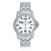 37a601778c6 Relógio Masculino Magnum MA33022Q Fundo Prateado -