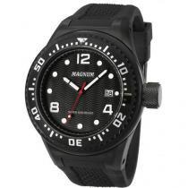 Relógio Masculino Magnum MA34021D - Analógico Resistente à Água Calendário