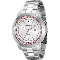 Relógio Masculino Mondaine 78635G0MVNA1 - Analógico Resistente a Água