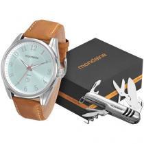 Relógio Masculino Mondaine Analógico - Resistente à Água 76593G0MVNH2K1