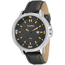 Relógio Masculino Mondaine Analógico  - Resistente à Água 76633G0MVNH2
