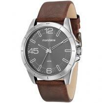 Relógio Masculino Mondaine Analógico - Resistente a Água 76656G0MVNH1