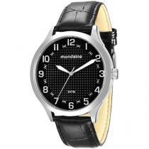 Relógio Masculino Mondaine Analógico  - Resistente a Água 76658G0MVNH1