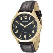 Relógio Masculino Mondaine Analógico - Resistente à Água 76659GPMVDH3