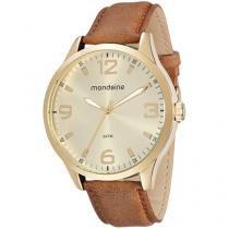 Relógio Masculino Mondaine Analógico - Resistente à Água 76667GPMVDH3