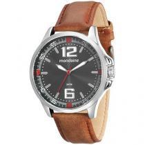 Relógio Masculino Mondaine Analógico - Resistente a Água 76672G0MVNH1