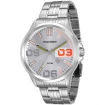 Relógio Masculino Mondaine Analógico - Resistente à Água 78696G0MVNA1