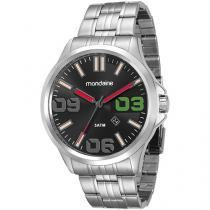 Relógio Masculino Mondaine Analógico  - Resistente à Água 78696G0MVNA2