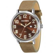 Relógio Masculino Mondaine Analógico - Resistente à Água 83354G0MVNH1