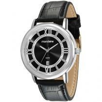 Relógio Masculino Mondaine Analógico - Resistente à Água 83357G0MVNH1