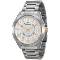 Relógio Masculino Mondaine Analógico - Resistente à Água 94828GPMVBA2