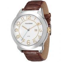 Relógio Masculino Mondaine Analógico  - Resistente à Água 99018G0MVNH2