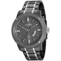Relógio Masculino Mondaine Analógico  - Resistente à Água 99048GPMVSA1