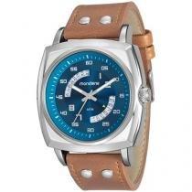 Relógio Masculino Mondaine Analógico - Resistente à Água 99061G0MVNH1