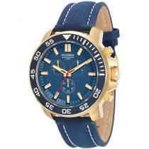Relógio Masculino Mondaine Analógico - Resistente à Água Cronógrafo 53575GPMVDN1