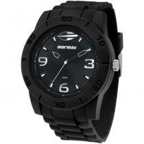 Relógio Masculino Mormaii Acqua MO2036AE/8A 46mm Preto Pulseira Resina -