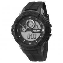 Relógio Masculino Mormaii Acqua Pro Digital MO3900/8K -