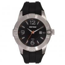 Relógio Masculino Mormaii Analógico MO2315AH/8P - Preto - Único - Mormaii