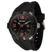 Relógio Masculino Mormaii Analógico MO2315AP/8P - Preto - Único -