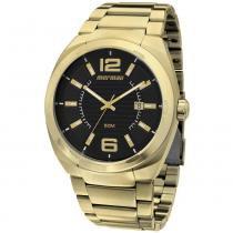 Relógio Masculino Mormaii Analógico MO2315ZE/4P - Dourado - Único - Mormaii