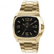 Relógio Masculino Mormaii Analógico MO2315ZG/4P - Dourado - Único -
