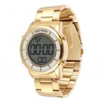 Relógio Masculino Mormaii Analógico MOBJ3463DC/4D - Dourado - Único - Mormaii