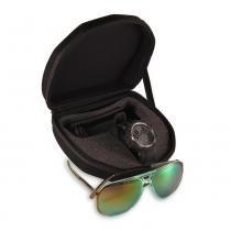 Relógio Masculino Mormaii Digital MOTWJP006/8C + Óculos Exclusivo - Preto - Único - Mormaii