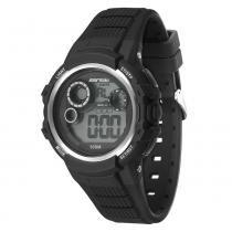 Relógio Masculino Mormaii Digital MOTWJP006/8C - Preto - Único -