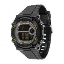 Relógio Masculino Mormaii Digital MOY1538A/8Y - Preto - Único -