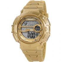 Relógio Masculino Mormaii Digital - Resistente à Água Cronômetro MO1069APA/8Y