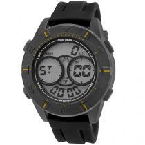 Relógio Masculino Mormaii Digital - Resistente à Água MO150915AE/8Y