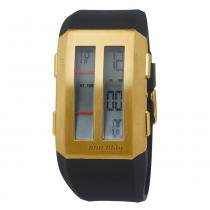 Relógio Masculino Mormaii Digital Y2484/8P - Preto - Único - Mormaii