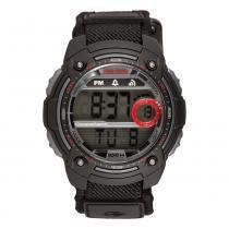 Relógio Masculino Mormaii Digital YP09426/019 - Preto - Único - Mormaii