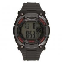 Relógio Masculino Mormaii Digital YP1155/015 - Preto - Único - Mormaii