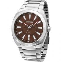 Relógio Masculino Mormaii MO2315AL/3M Analógico - Resistente à Água