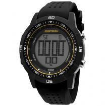 Relógio Masculino Mormaii NW0851B/8P Masculino - Resistente à Água Calendário