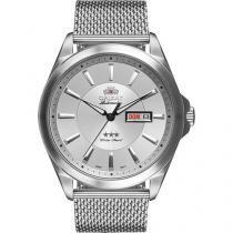 Relógio Masculino Orient 469SS056 Analógico - Resistente à Água com Data