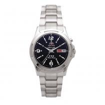 Relógio Masculino Orient Analógico 469SS005 - Prata - Único - Orient